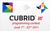 CUBRID IT! Programming challenge